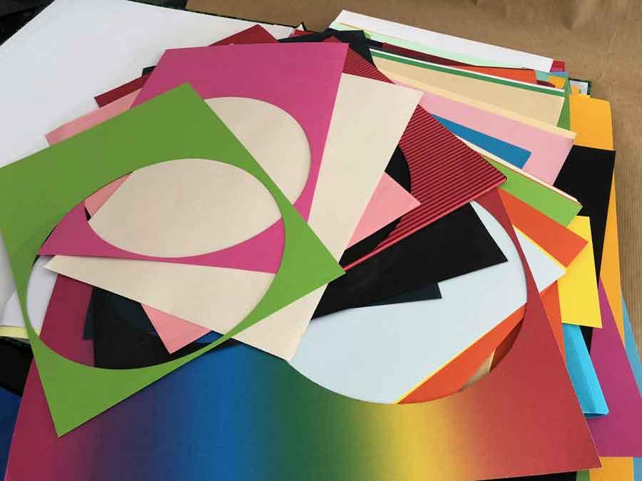 Différents types de papier